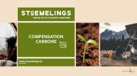 page de garde dossier présentation compensation carbone